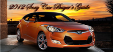 2012 Sports Car Buyer's Guide - RTM's 16th Annual Sexy Car Buyer's Guide written by Martha Hindes