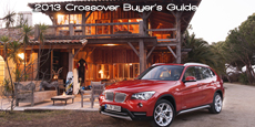 2013 CUV Buyer's Guide - Road & Travel Magazine December 15, 2012 Back Issue