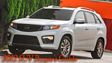 2012 SUV Buyer's Guide by Martha Hindes