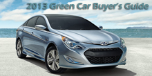 RTM's April 2013 Back Issue - 2013 Green Car Buyer's Guide