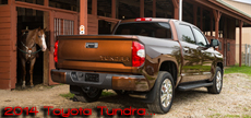 RTM's October 2013 Back Issue Cover - Featuring 2014 Toyota Tundra Pick Up Truck