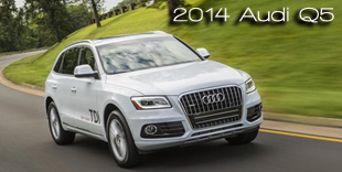 2014 Audi Q5 Named Most Earth Aware SUV of the Year by Earth, Wind & Power