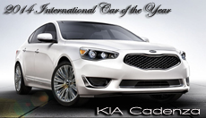 Road & Travel Magazine's 2014 International Car of the Year Back Issue