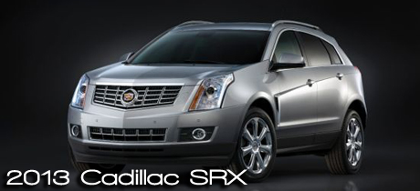 2013 Cadillar SXR Crossover Road Test written by Martha Hindes - RTM's 2013 CUV Buyer's Guide
