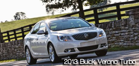 2013 Buick Verano Turbo Road Test Review by Bob Plunkett