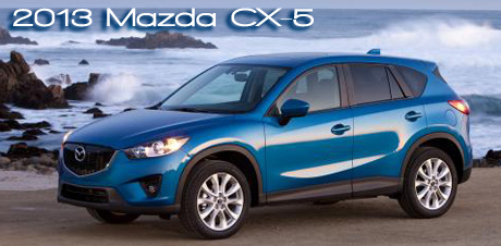 2013 Mazda CX-5 Road Test Review written by Bob Plunkett